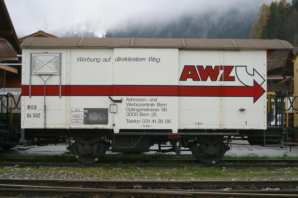 Photo d'une Gk, Prise à Gstaad le 5 novembre 2002 03:05