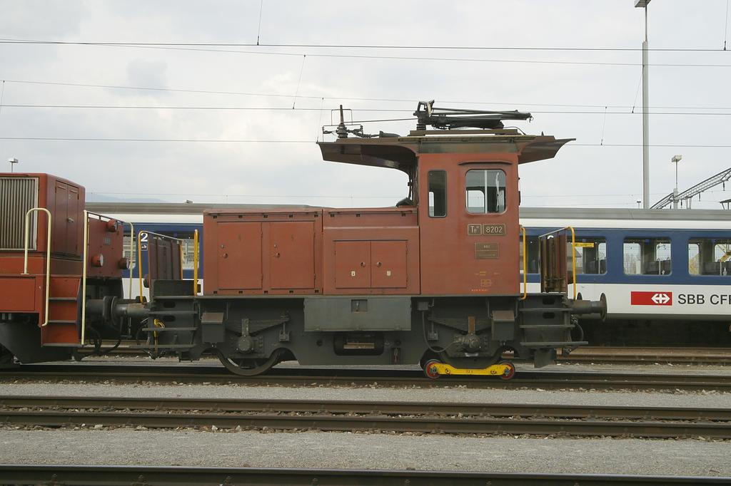 Photo d'une Te III, Prise à Yverdon-les-Bains le 29 mars 2003 03:28