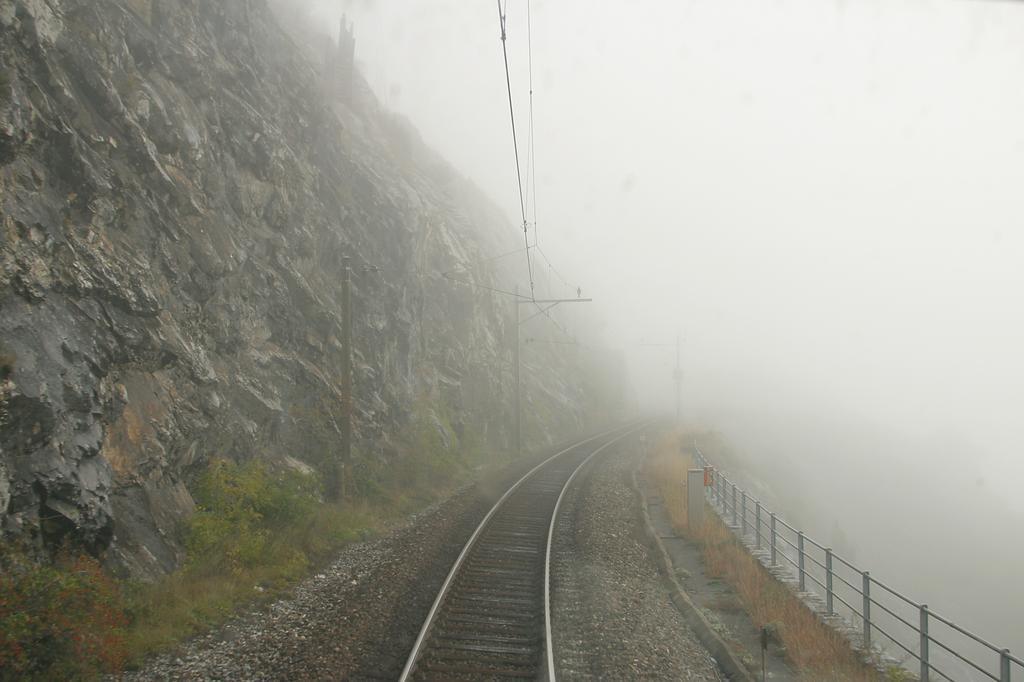 Photo d'une Atmosphère, Prise à Leuk le 4 novembre 2004 09:27