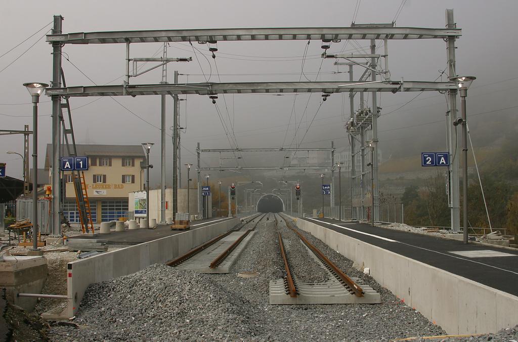 Photo d'une Atmosphère, Prise à Leuk le 4 novembre 2004 12:04