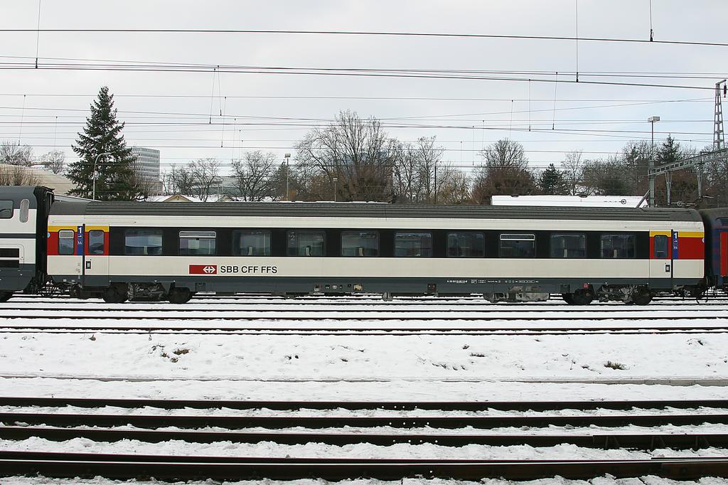 Photo d'une A Voiture Unifiée Type IV, Prise à Genève le 27 janvier 2005 12:24
