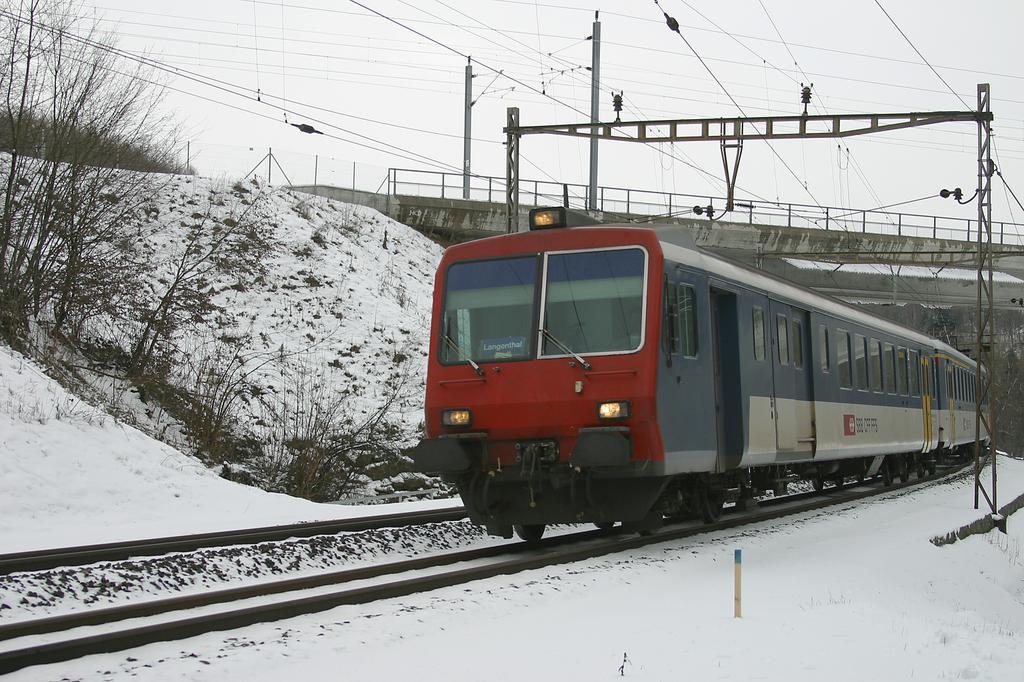 Photo d'une BDt Voiture Unifiée Type I, Prise à Roggwil-Wynau le 1 février 2005 02:01