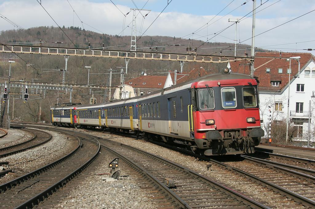 Photo d'une BDt Voiture Unifiée Type II, Prise à Baden le 10 mars 2005 02:08
