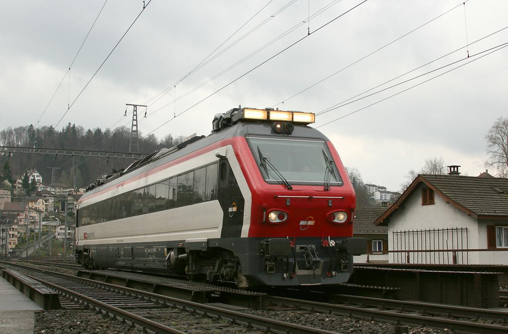 Photo d'une XTmass, Prise à Luzern le 3 avril 2008 03:05