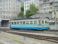 """photo d'une """"Be 4/4 1001"""" prise à Montreux"""