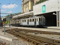 """photo d'une """"BCFe 4/4"""" prise à Montreux"""