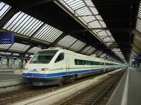 """photo d'une """"ETR 470 001-009"""" prise à Zürich HB"""