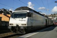 """photo d'une """"Re 460 000-118"""" prise à Montreux"""