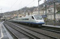 """photo d'une """"ETR 470 001-009"""" prise à Montreux"""