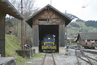 "photo d'une ""Gm 4/4 2003-2004"" prise à Château-d'Oex"