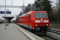"""photo d'une """"BR 185"""" prise à Kreuzlingen"""
