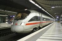 """photo d'une """"ICE T"""" prise à Zürich HB"""