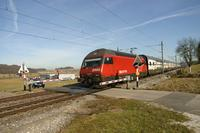 """photo d'une """"Re 460 000-118"""" prise à Münchenbuchsee"""