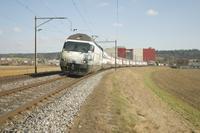 """photo d'une """"Re 460 000-118"""" prise à Busswil"""