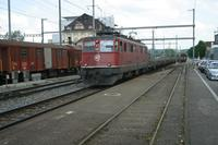 "photo d'une ""Ae 610 (Ae 6/6) 11403-11520"" prise à Pratteln"