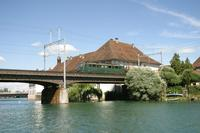 "photo d'une ""Ae 610 (Ae 6/6) 11403-11520"" prise à Solothurn"