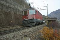 "photo d'une ""Re 430 (Re 4/4 III) 11350-11370"" prise à Brig"