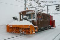 """photo d'une """"He 2/2 8-11"""" prise à Eigergletscher"""