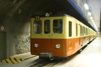 "photo d'une ""BDhe 2/4 201-210"" prise à Jungfraujoch"