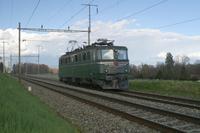 """photo d'une """"Ae 610 (Ae 6/6) 11403-11520"""" prise à Tolochenaz"""