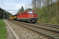 """photo d'une """"Ae 610 (Ae 6/6) 11403-11520"""" prise à Kemptthal"""