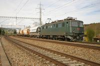 """photo d'une """"Ae 610 (Ae 6/6) 11403-11520"""" prise à Winterthur"""