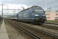 """photo d'une """"Re 465 001-018"""" prise à Ostermundigen"""