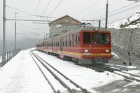 "photo d'une ""BDhe 4/8 ???"" prise à Eigergletscher"