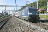 """photo d'une """"Re 465 001-018"""" prise à Gümligen"""