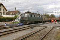 "photo d'une ""Ae 610 (Ae 6/6) 11403-11520"" prise à Aarberg"