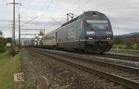 """photo d'une """"Re 465 001-018"""" prise à Kiesen"""