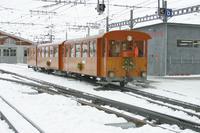 """photo d'une """"Bt"""" prise à Kleine Scheidegg"""
