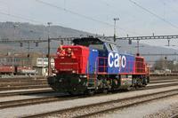 """photo d'une """"Am 843"""" prise à Biel Mett"""