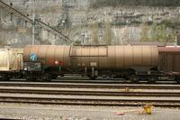 """photo d'une """"Wagon-citerne"""" prise à St-Maurice"""