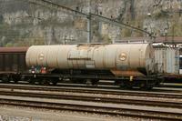 """photo d'une """"Wagon citerne"""" prise à St-Maurice"""