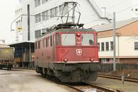 """photo d'une """"Ae 610 (Ae 6/6) 11403-11520"""" prise à Oberburg"""