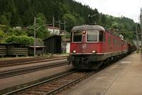 """photo d'une """"Re 620 (Re 6/6) 11605-11689"""" prise à Gurtnellen"""