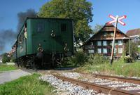 """photo d'une """"CZm 1/2 31"""" prise à Triengen"""